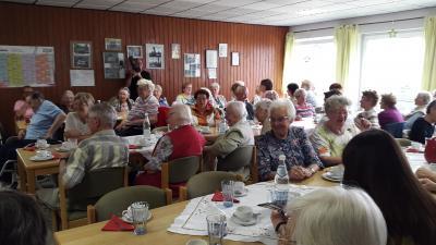 Foto zur Meldung: Offener Nachmittagstreff der Seniorenförderung