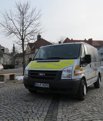 Vorschaubild zur Meldung: Bürgerbus Selbitz