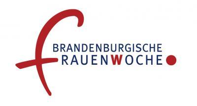 Logo der Brandenburgischen Frauenwoche