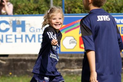Foto zur Meldung: HSV Fussballschule erneut 2013 bei Germania