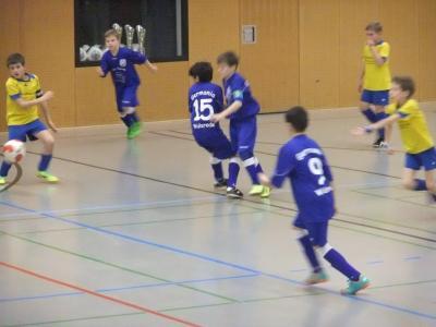 """Foto zur Meldung: Nachwuchs kickt um den """"Germanen-Jugend-Cup"""""""