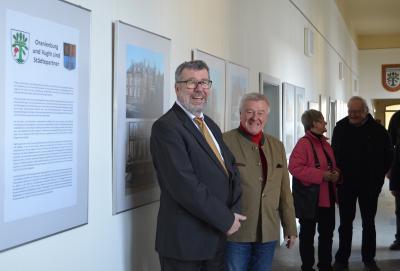 Vorschaubild zur Meldung: Vught und Oranienburg – eine Städtefreundschaft in Bildern