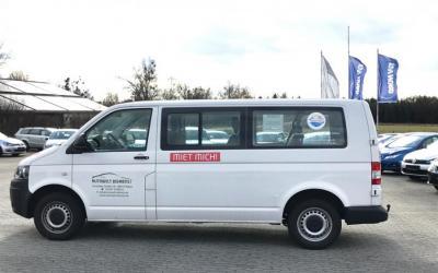 T 5 - für Familien oder Gruppenreise mit großem Kofferraum
