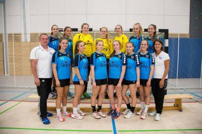 Foto zur Meldung: Licht und Schatten bei der A-Jugend, aber 2 Punkte gegen die SG Narva geholt