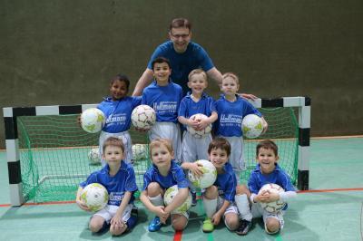 """Foto zur Meldung: G-Jugend kickt um den """"2. Germania-Cup"""""""