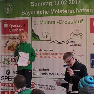 Foto zur Meldung: Bayerische Crosslaufmeisterschaften