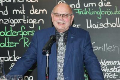 Joachim Hohmann 1. Vorsitzender Sportbund Heidekreis