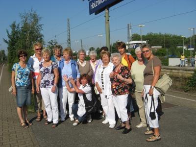 Foto zu Meldung: Tour nach Münster