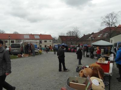 Vorschaubild zur Meldung: Händlersuche für den Ostermarkt in Neuhirschstein