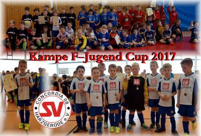 Foto zu Meldung: Kampe F-Jugend Cup 2017