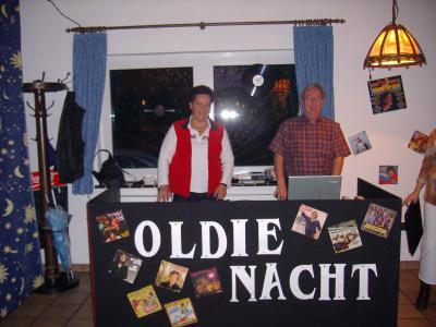 """Foto zu Meldung: Oldie-Nacht im Kleingartenverein """"Am Oelpfad"""""""