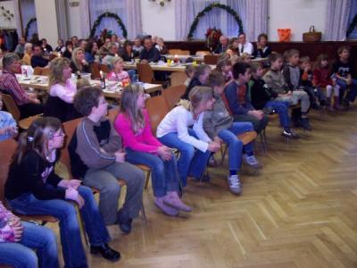 Foto zu Meldung: Weihnachtsfeier für die Kinder und Mitglieder des Kleingartenvereins