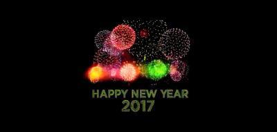 Foto zur Meldung: Happy New Year 2017- Ein Rückblick -