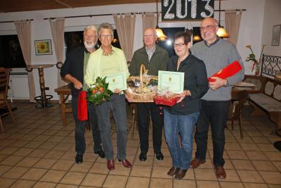 """Foto zu Meldung: Jahreshauptversammlung des Kleingartenvereins """"Am Oelpfad"""" Holzwickede"""