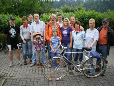 Foto zu Meldung: Radtour nach Bönen