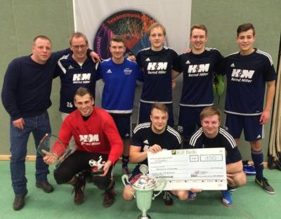 Foto zur Meldung: II. Herren - Sieger beim ERGO-Cup