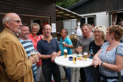 """Foto zu Meldung: Sommerfest in der Kleingartenanlage """"Am Oelpfad"""" Holzwickede"""