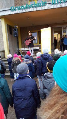 """Foto zur Meldung: Gute Laune mit """"Leise Töne Liedkonzerte"""" mit Dirk Preusse"""