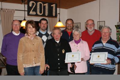 """Foto zu Meldung: Jahreshauptversammlung 2011 des Kleingartenverein """"Am Oelpfad"""" Holzwickede"""