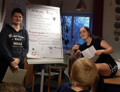 Foto zu Meldung: Unbedingt mitmachen! JuLeiCa-Ausbildung im TV Hude