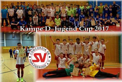 Foto zu Meldung: Kampe D-Jugend Cup 2017