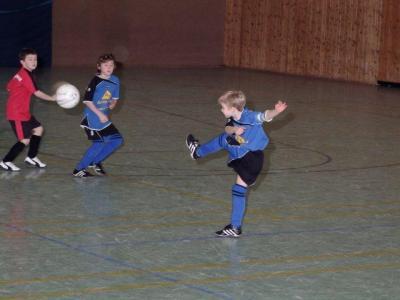 Foto zur Meldung: F2-Junioren - Ungeschlagen in die Endrunde