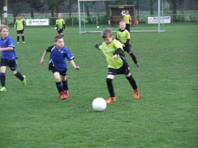 Foto zur Meldung: F2-Junioren -  Wiederum drei Punkte eingefahren