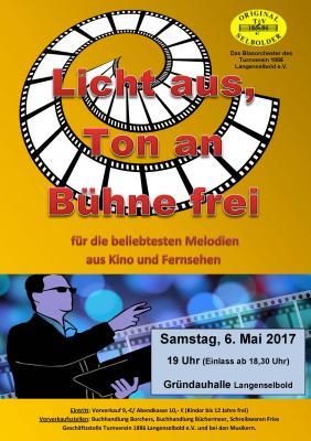 "Foto zu Meldung: Konzert der ""Original Selbolder"" 2017"