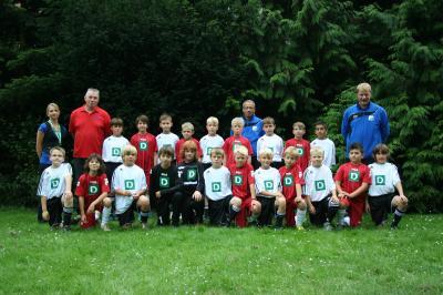 Foto zur Meldung: E2-Jugend - Gewinnt bei Deichmann Aktion