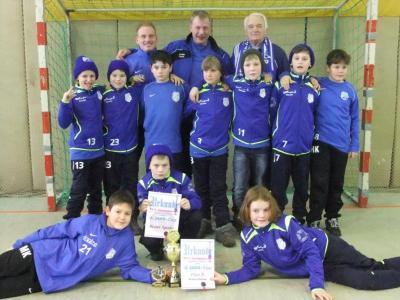 Foto zur Meldung: E1-Junioren - Zu Gast bei Germania Gernrode