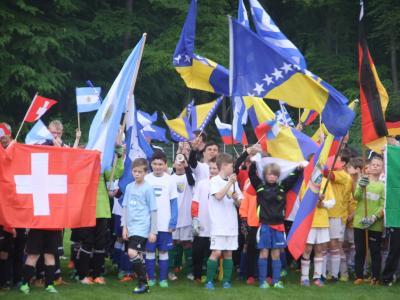 Foto zur Meldung: E-Junioren - Bei WZ-Mini WM aktiv