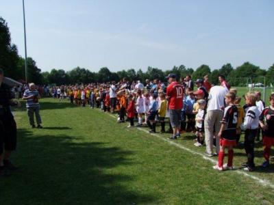 Foto zur Meldung: G-Junioren - Erfolgreich beim Niedersachsen-Cup