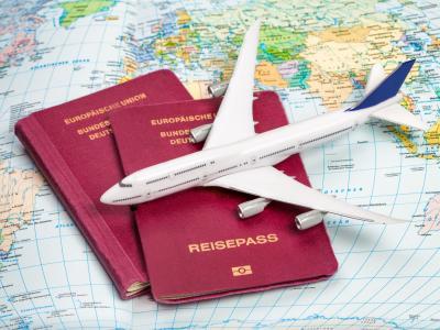 Foto zu Meldung: Ab März kommt ein neuer Reisepass