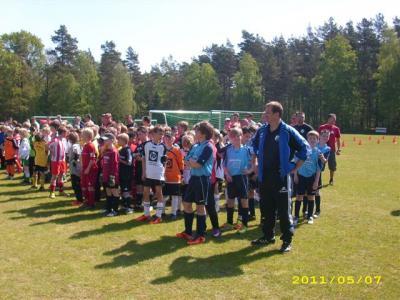 Foto zu Meldung: E-Junioren - Sparkassen-Cup 2011