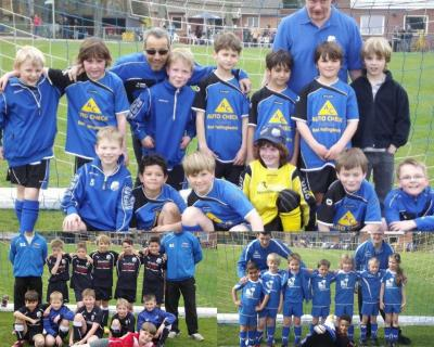 Foto zu Meldung: Drei Jugend-Teams qualifiziert für Pokalfinale