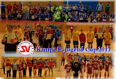 Foto zu Meldung: Kampe E-Jugend Cup 2017