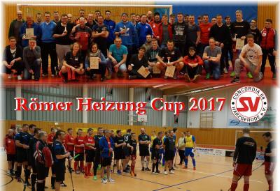 Foto zur Meldung: Römer Heizung Cup 2017