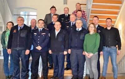 """Vorschaubild zur Meldung: Projektgruppe """"Freiwillige Feuerwehr"""""""