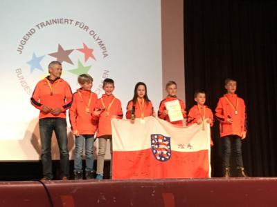 3.Platz Team Inselsberg