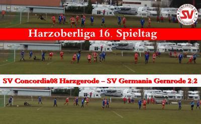 Foto zu Meldung: Harzoberliga: 1.Herren wenden Niederlage nach 0:2 Rückstand ab !