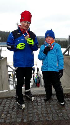 Foto zur Meldung: Thüringer Meisterschaften im Skilanglauf