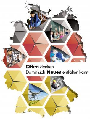 """Foto zu Meldung: Wettbewerb """"Ausgezeichnete Orte im Land der Ideen"""" 2017"""