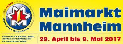 Vorschaubild zur Meldung: Verbilligter Kartenvorverkauf für den Mannheimer Maimarkt 2017