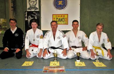 Foto zur Meldung: Zwei deutsche Meistertitel nach Vetschau geholt