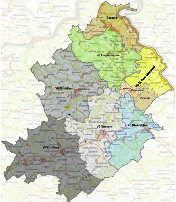 Foto zu Meldung: Kommunalreform - für Laudert, Perscheid und Wiebelsheim ist Boppard keine Alternative