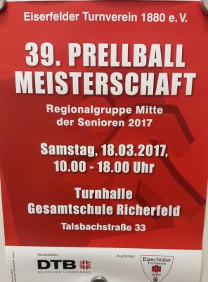 Vorschaubild zur Meldung: Eiserfelder TV ist Ausrichter der 39. Senioren-Prellballmeisterschaft!