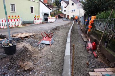 Vorschaubild zur Meldung: Bauzeit bis zur Fertigstellung der Kettengasse