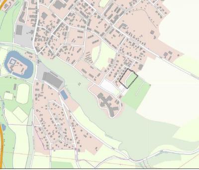 """Vorschaubild zur Meldung: Bekanntmachung der 3. Änderung des Bebauungsplanes Nr. 3 """"Obergöltzsch/Rützengrüner Straße"""" der Stadt Rodewisch"""