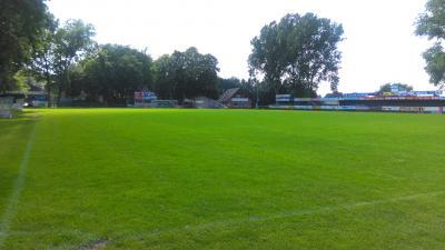 Vorschaubild zur Meldung: Vorbereitung - Freundschaftsspiel Germania - Hannover 96