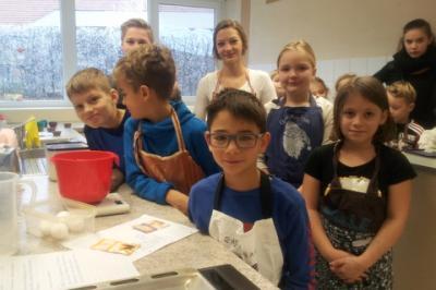 Foto zu Meldung: Leckeres aus der Schulküche
